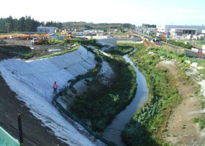 Geotextiles and erosion control blankets