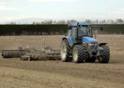 Agriculture and tilling